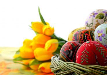 Уважаемые друзья, поздравляем вас с Пасхой и майскими праздниками